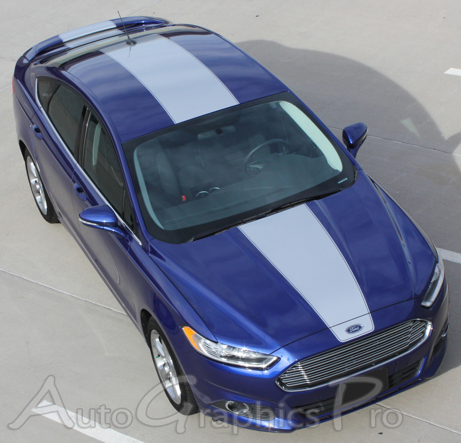 2013 2018 Ford Fusion Quot Overview Quot Complete Center Hood Roof