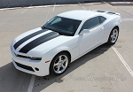 2014-2015 Chevy Camaro BUMBLEBEE Factory Style Rally and Racing Stripes Kit for V6 Models Only